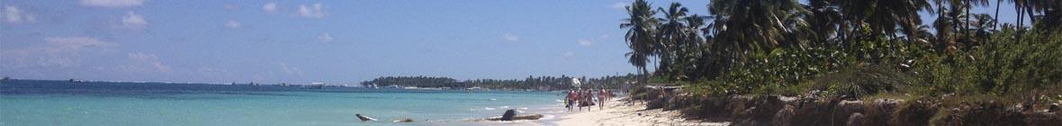 República Dominicana. Guía de viajes y turismo.